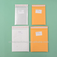 colored kraft CD,DVD and folder buble bags