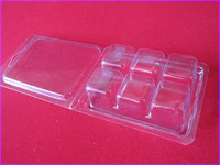 Wholesale clear PET blister clamshell supply
