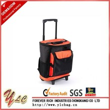 Extra-large Trolley Thermal Cooler Bag Family Picnic Outdoor Car Refrigerator Backpack Insulated Freeze Food Storage Bag