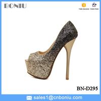 platform sexy high heels dress shoes