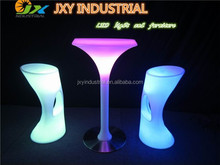 NIGHT CLUB Fashion PE rechargeable RGB colorful IP68 Waterproof long working time remote control Led Couch In Bar Or Club