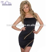 Estilo de la celebridad atractiva de las colmenas del remiendo vestido de partido del envío libre