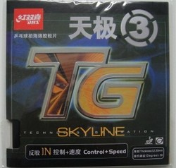 Original DHS SKY LINE 3 Table Tennis rubber / Table tennis cover/ Pingpong rubber