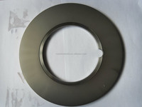 Circular Slitting Blades with Dirt Groove in Steel Coil Procession