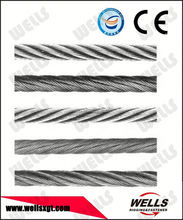 Industrial usage electrical cable wire 7x7