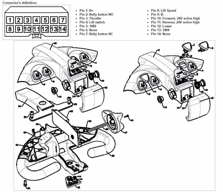 yale electric pallet jack service manual