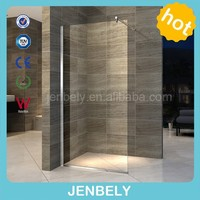 New Design Walk-in Single Shower Screen BL- NW24