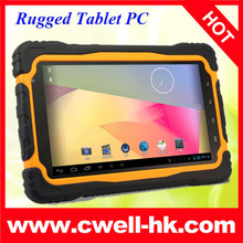 "android tablet 7 inch rugged tablet 3G 1gb ram/8GB ROM, 7"" 1024*600 rugged tablet pc"