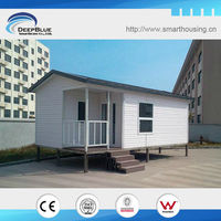 prefabricated beach house