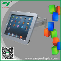 wall mounted enclosure hard case for tablet pc