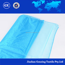 2015 Charming Organza fabric for dress
