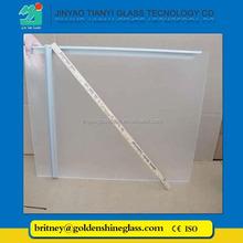 Jinyao 3.2mm 4mm Ultra clear sun power solar panel with solar glass