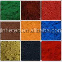 bayferrox pigment Synthetic iron oxide red colored sand-faced roofing felts