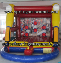 Hotsale inflatable baseball cage for sale SP-SP021