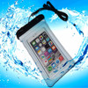 pink inflatable phone Waterproof bag for diving 10m for an hour