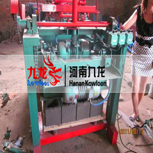 road block equipment construction building brick making machine