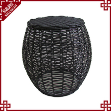 Buy Direct From China Factory Wicker Sofa Footstool