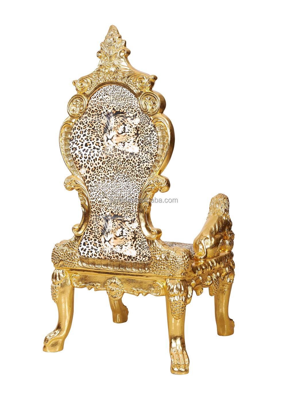 Nieuwe ontwerp goud troon stoelen te koop hotel stoelen product id ...
