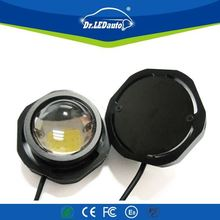 **integrated housing case drl projector headlight