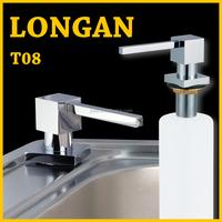 2015 high quality brass soap dispenser magic