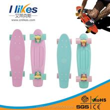 2015 new price longboard skateboard