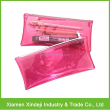 Cute PVC Pencil Bag/ Plastic Pencil Bag For Promotion