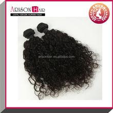 Wholesale Top Grade short hair virgin brazilian curly weave!! Accept paypal