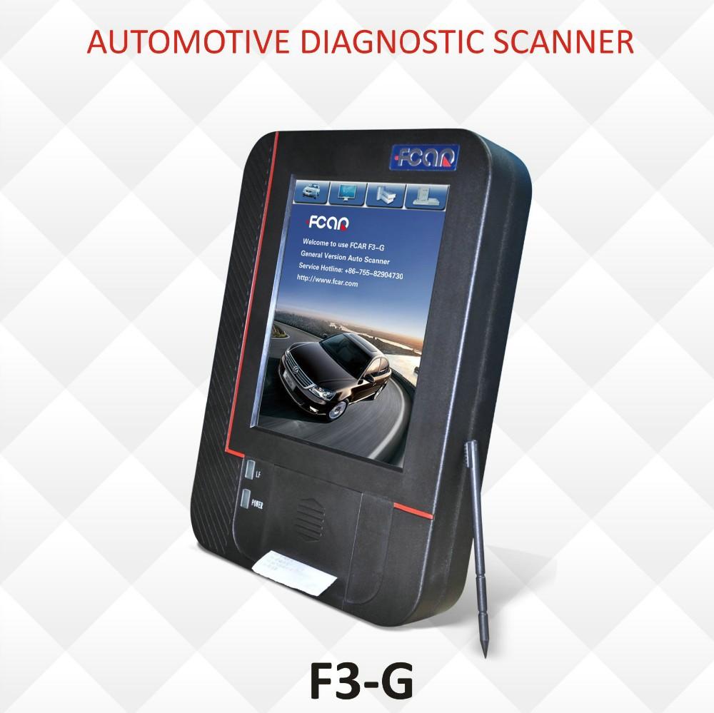 Fcar F3-G Universal ferramenta de reparação automóvel para caminhões e carros direto da fábrica