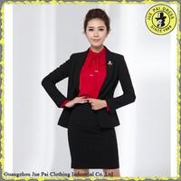 Women office uniform designs dresses suit shirt and skirt