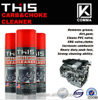 Fast Cleaning Aerosol Carb Cleaner 450ml