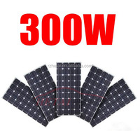High efficiency 300W mono solar module solar panel