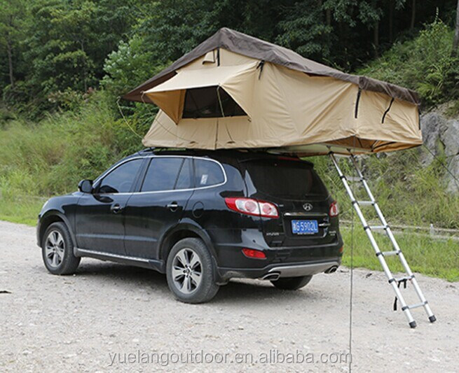 Car Top Tent Hard Shell Roof Top Tent Hard Shell Car