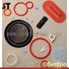 China manufacture silicone rubber gasket plastic gasket