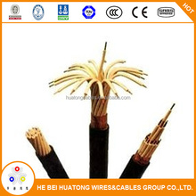 High-strength Copper rated voltage 450/750V conductor/control cables