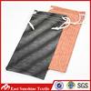 Fabric Microfiber Colors Drawstring Pouch