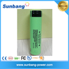 ncr18650b 3400mah 3.7v 18650 3400mah li-ion rechargeable batteries for spotlight/lamp etc