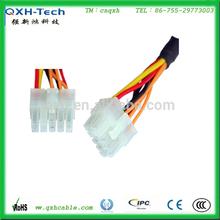 La costumbre del <span class=keywords><strong>mazo</strong></span> de cables de tono 3.0mm arnés