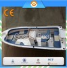 5.8M welded aluminum boat building/fishing vessel for sale