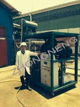 Vacuum Oil Recycling System,Used transformer cable oil purifier plant for electric insulating power equipments