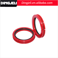 Car Parts Silicone Rubber Gearbox Popular Type of Oil Seal