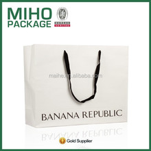 2014 hot sell soap waterproof paper carry bags