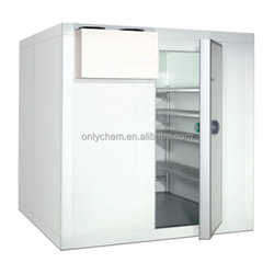lemon fruit or vegetable cold storage room