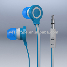 2015 Yes Hope stereo classic wired headset headphone earphone earbud with remote controller & mic