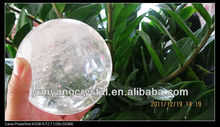glass crystal ball sphere