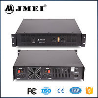 2U 2 Channel Professional Powered Amplifier PA-540 Class A B Loudspeaker Stereo Amplificadores