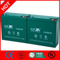 12V bicicleta eléctrica de la batería / Batería de plomo ácido (6-DZM-20)