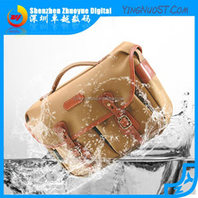 2015 waterproof canvas camera Bag 811 for dslr camera with competitive price