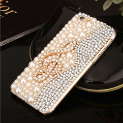 Bling Diamond Case Cover,New Arrival Rhinestone Shiny Hard PC Case for iPhone 6,For iPhone 6 Case