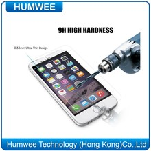 """Premium 0.33mm Tempered Glass Screen Protector for iPhone 6 4.7"""" with Anti-Scratch, Anti-Fingerprint, Bubble Free"""