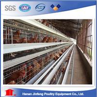 galvanized chicken layer cage